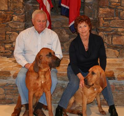 Ron and Linda Pickard